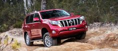 Toyota will give the fourth-gen Land Cruiser Prado another facelift this year. The 2017 Toyota Land Cruiser will hit the Japanese market in July New Toyota Land Cruiser, Big Van, Toyota Lc, 4x4, Lexus Gx, Car Rental Company, Range Rover Sport, Self Driving, Small Cars