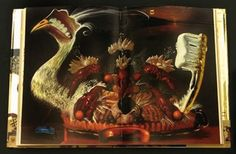 SALVADOR DALI'S COOKBOOK IS EVERY BIT AS INSANE AS YOU WOULD EXPECT IT TO BE.