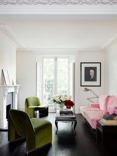 Simone Rocha's London Home   The Neo-Trad