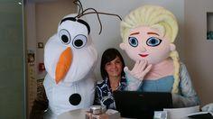 La fede con Elsa e Frozen