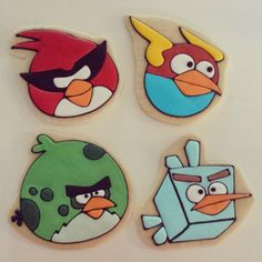 Space Angry Birds