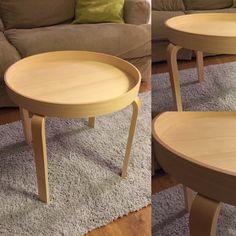 Jasanový coffee stolek