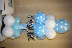Baby Shower Balloon Ideas and More on Pinterest