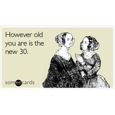Age - new 30