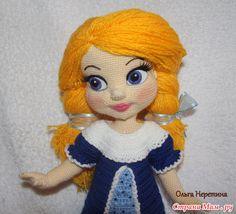 Куколка Золушка с набором одежды