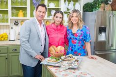 Bailee Madison joins Debbie Matenopoulos in the kitchen to make some delicious and healthy toasts. Debbie Matenopoulos, Home And Family Tv, Avocado Toast, Side Dishes, Alternative, Bailee Madison, Healthy, Recipes, Diy