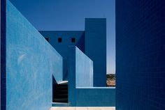The Blue Theatre, Almada, Portugal, by Contempornea  Gonalo Afonso Dias -