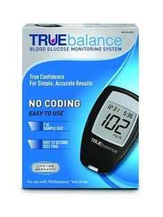 Nipro TrueBalance™ Glucose Meter Starter Kit Results in 10 sec, No Coding; True confidence for simple and accurate results Blood Glucose Monitor, Glucose Test, Healthy Snacks For Adults, Diabetes Care, Weight Loss Shakes, Diabetes Management, Care Plans, Starter Kit, Herbalism