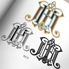Decorative Monograms