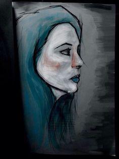 Alone 외로움