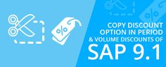 #SAPBusinessOne9.1 has provided with new feature where you can use this function to copy the details of a special price item to all other special price items in the Period and Volume Discounts window, for the specific price list.
