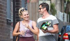 Home And Aways Bonnie Sveen talks about falling in love...