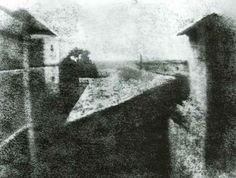 The world's FIRST PICTURE.