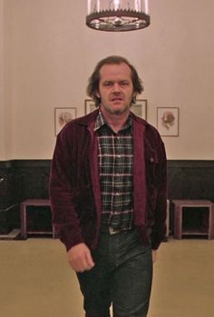 Jack Nicholson, The Shining Stephen King Scary Movies, Great Movies, Horror Movies, Movies Showing, Movies And Tv Shows, Jack Nicholson The Shining, Doctor Sleep, Stanley Kubrick, Actors & Actresses