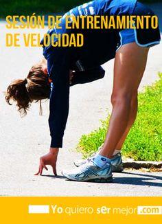 Sesión de entrenamiento de velocidad #Correr #Atletas #AtletasPorSiempre #Entrenamiento #Deporte #Yoquierosermejor Love Run, My Love, Running, Training Workouts, Athlete, Events, Sports, Keep Running, Why I Run