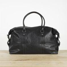 Week-end Bag Noir homme – la mode homme sur Jules.com