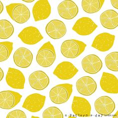 lemons illustration drawing