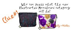 Illustrated Moodboard: Introducing a new Illustrated Moodboard category: Clue #1 - Betty & Walter Pineapple Souffle