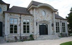 Exterior Stone Work traditional-exterior