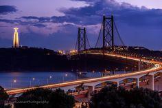 Google+ Ponte 25 de Abril. Lisboa Portugal
