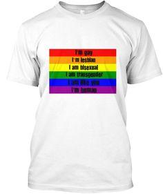 Gay And Proud | Teespring