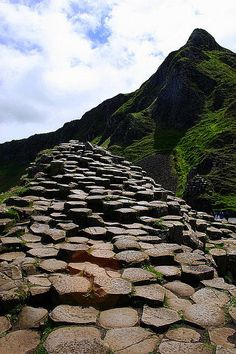 Giants Causeway, County Antrim, Northern Ireland