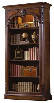 Olivier Bookcase - traditional - Bookcases - Ambella Home Collection, Inc.