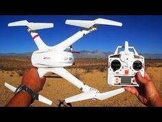 MJX X101 Drone Flight Test Review (The X8C Killer?)