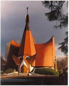 Siófok - Evangélikus templom | Élőépítészet