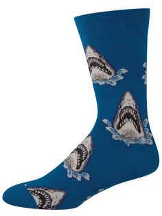 https://www.joyofsocks.com/collections/men/products/blue-shark-attack-socks-mens