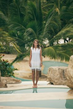 Diani Beach, Swimsuit Cover Up Dress, Ss 15, Spring Summer 2015, Kenya, Africa, White Dress, Swimsuits, Tours