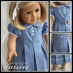 Gallery | Sewing Doll Clothes, Sewing Dolls, Girl Doll Clothes, Doll Clothes Patterns, Girl Dolls, Ag Dolls, Doll Patterns, American Girl Diy, American Girl Dress