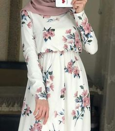 Untitled Modest Fashion Hijab, Hijab Style Dress, Modern Hijab Fashion, Hijab Fashion Inspiration, Islamic Fashion, Muslim Fashion, Mode Abaya, Mode Hijab, Modest Dresses