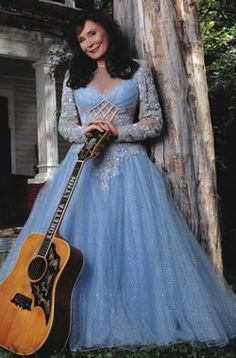 Beautiful Loretta...The first lady of country music....