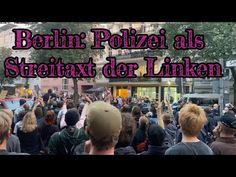 Corona-Regeln gelten nicht für Antifa: Wie die Polizei vor der Demo mit zweierlei Maß misst - YouTube Demo Berlin, Youtube, Movies, Movie Posters, Fictional Characters, Corona, Battle Axe, Police, Film Poster