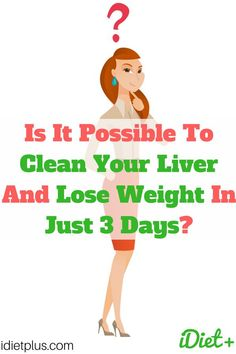 Miracle Drink That Helps You Clean your Liver And Lose Weight In Just Under 3 Days! Not only you improve your weight loss journey but you also improve your overall health. #detox #cleanse #loseweightfast #loseweight