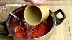Pikantny sos słodko-kwaśny (ananasowy z chili) :: Skutecznie.Tv [HD]