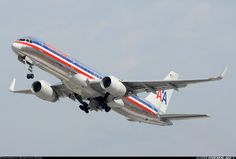 American Airlines N607AM Boeing 757-223 aircraft picture