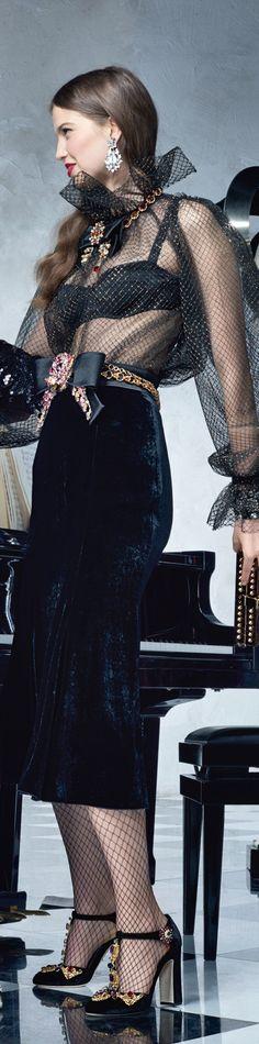 Dolce and Gabbana SS
