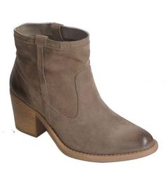 Callie Taupe Booties