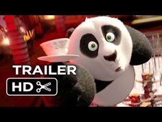 Kung Fu Panda 3 Official Teaser Trailer #1 (2016) – Jack Black, Angelina Jolie Animated Movie HD | Stock Market App