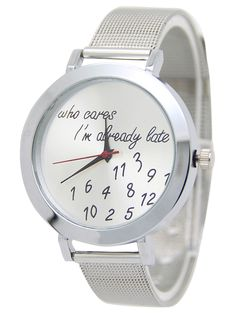 Engraved Letters Numbers Pattern Adorn Watch #men, #hats, #watches, #belts, #fashion, #style