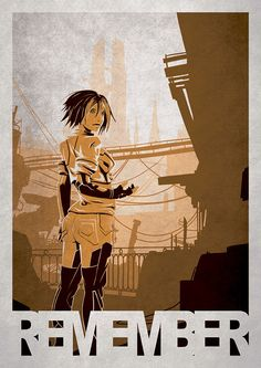 The Geeky Nerfherder: Cool Art: Video Game Posters by Alex Ramallo
