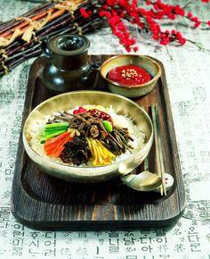 Korean Food - Bibimbap
