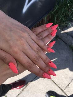 #nails #my #pink #paznokcienalato #rózowepaznokcie Nails, Pink, Rose, Ongles, Nail, Sns Nails, Finger Nails, Manicures
