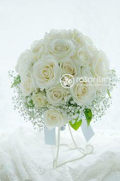 Rosarium  Wedding bouquet