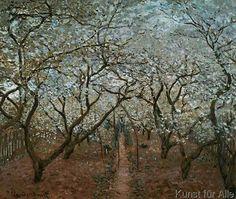 Claude Monet - Vergen en fleurs, Vétheuil