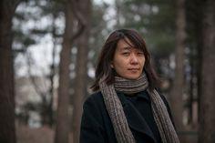 "Han Kang, author of ""The Vegetarian"""