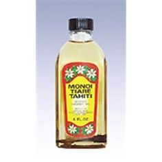 Monoi Tiare Tahiti (coconut oil w/ Gardenia) 4 Ounces