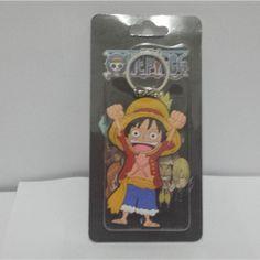 Luffy PVC Keychain